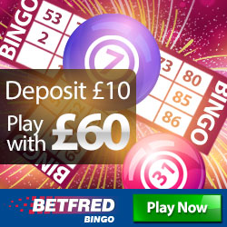 Most Popular Bingo Sites - Betfred Bingo