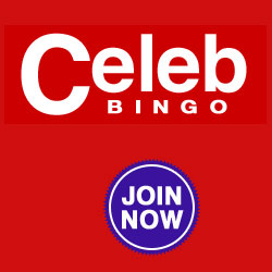 Most Popular Bingo Sites - Celeb Bingo