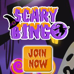 Most Popular Bingo Sites - Scary Bingo