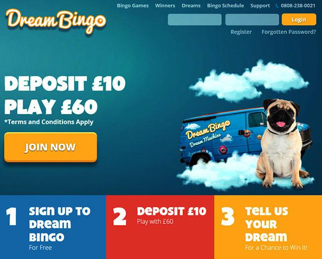 Get £50 Bonus