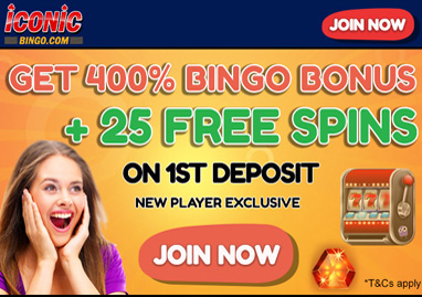 Iconic Bingo