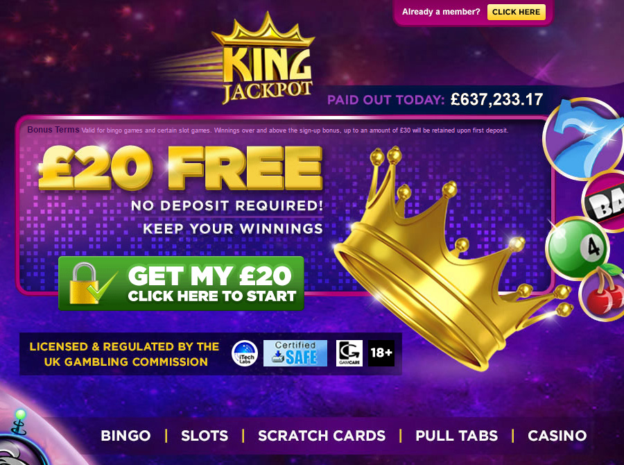 Bingo online sign up no deposit keep gambling aids