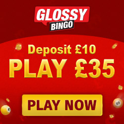 Most Popular Bingo Sites - Glossy Bingo