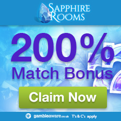 Most Popular Bingo Sites - Sapphire Rooms