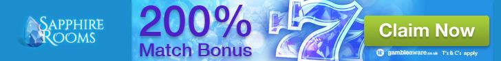 Best Bingo Sites Online UK - Sapphire Rooms