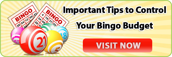 Important Tips to Control Your Bingo Budget