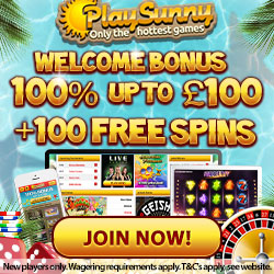 Most Popular Bingo Sites - Play Sunny