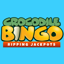 Most Popular Bingo Sites - Crocodile Bingo