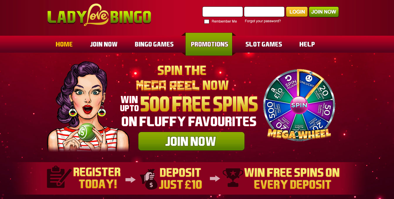 Latest Bingo News - Get Benefited with Online Lady Love Bingo Rewards