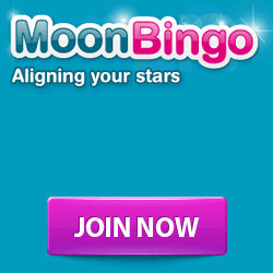 Most Popular Bingo Sites - Moon Bingo