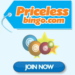 Most Popular Bingo Sites - Priceless Bingo