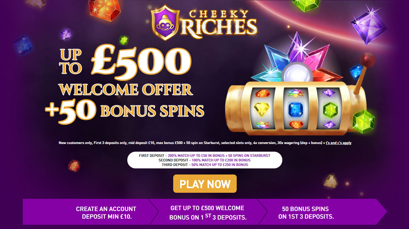 Cheeky Riches Casino