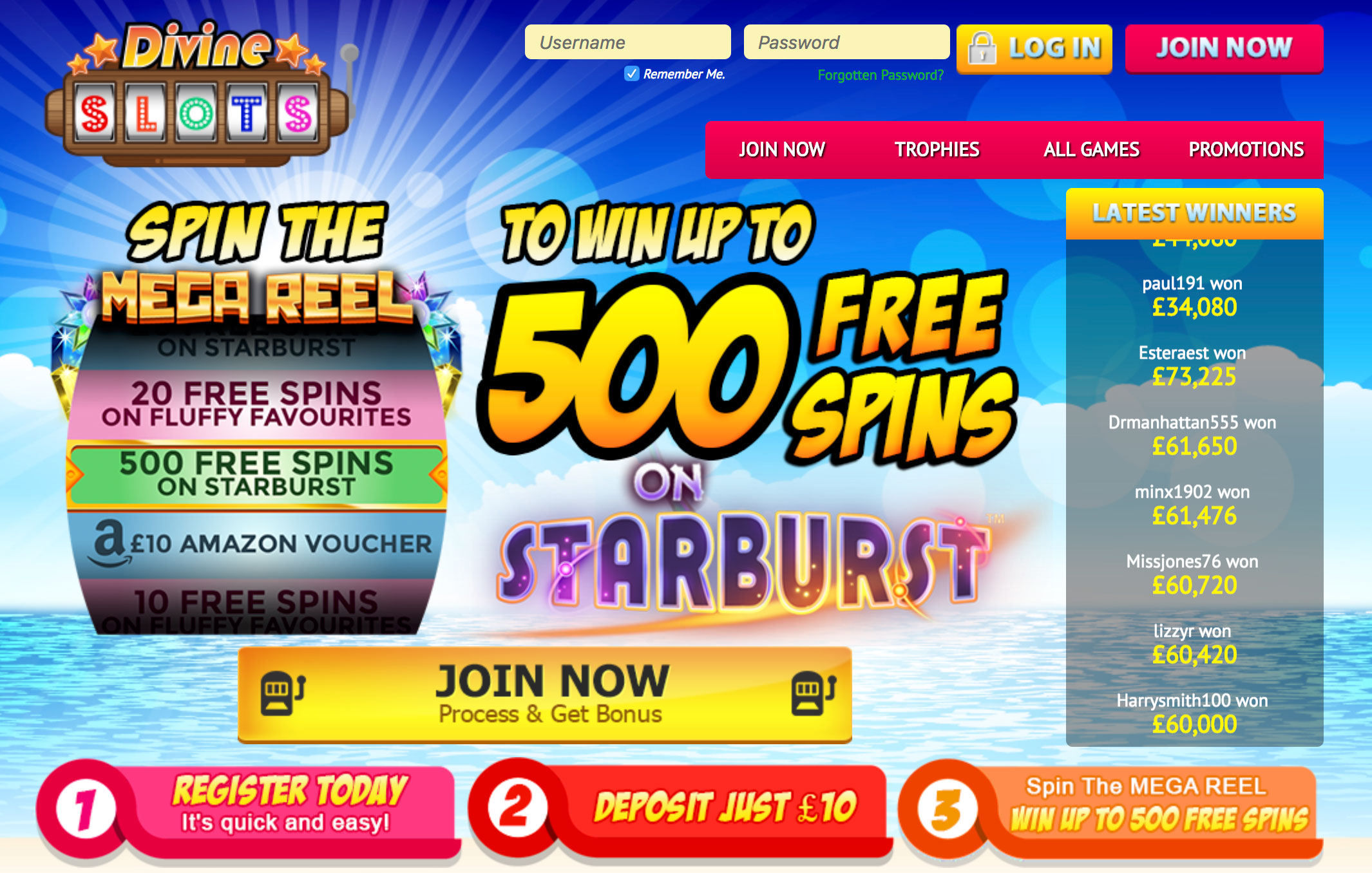 Advantages of playing online slot machines at New Slots Site UK Divine Slots