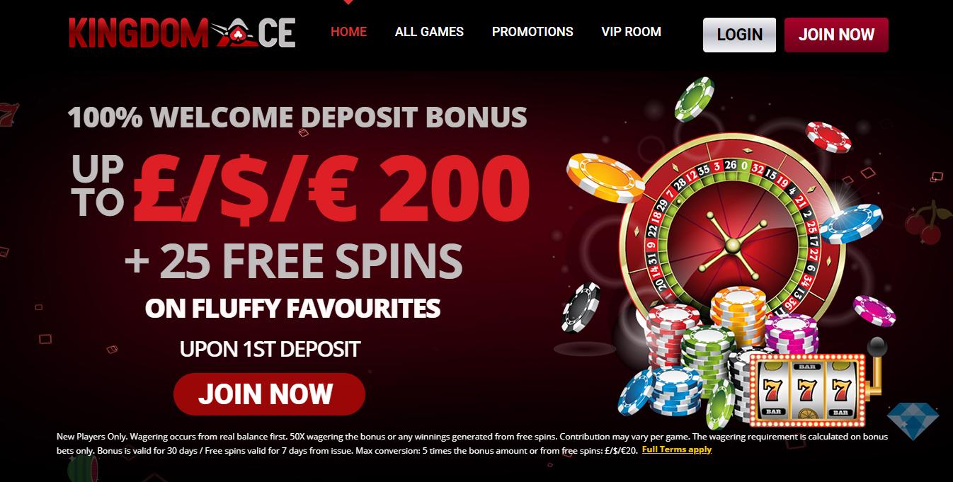 Kingdom Ace Casino